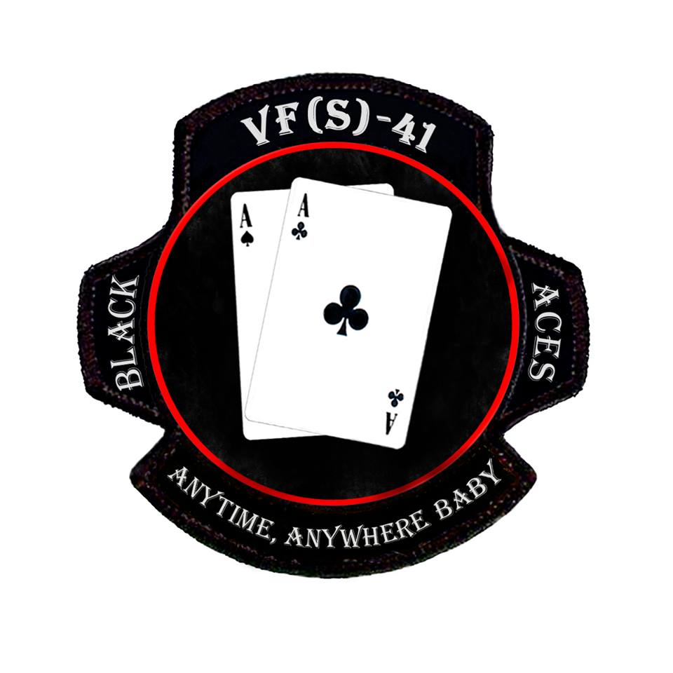 VF(S)-41 Unit Patch