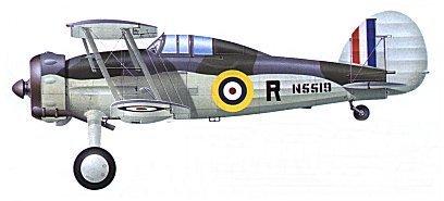 gloster-gladiator