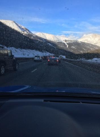 I70 Traffic